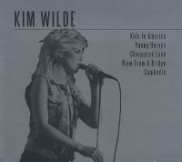 Cover Kim Wilde - Kim Wilde [Best Of]